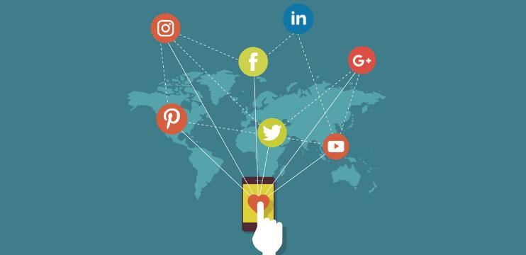 Principais Redes Sociais onde precisará estar presente