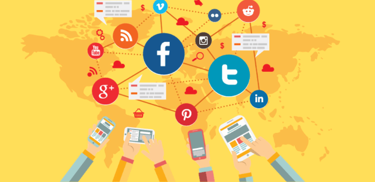 A importância das redes sociais para seu negócio online