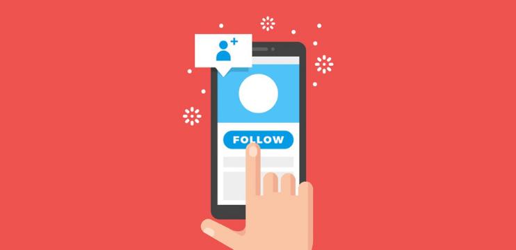 Consiga mais seguidores