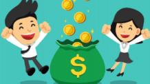 Como ganhar dinheiro na internet e ter liberdade financeira