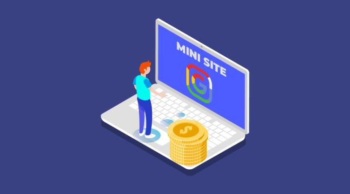 Guia de Como Criar um Mini Site Grátis e Ganhar Dinheiro ( Guia Completo )