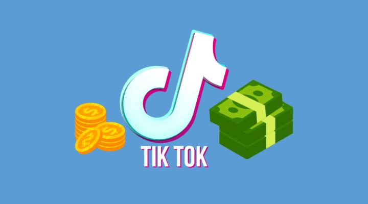 Como ganhar dinheiro no tik tok